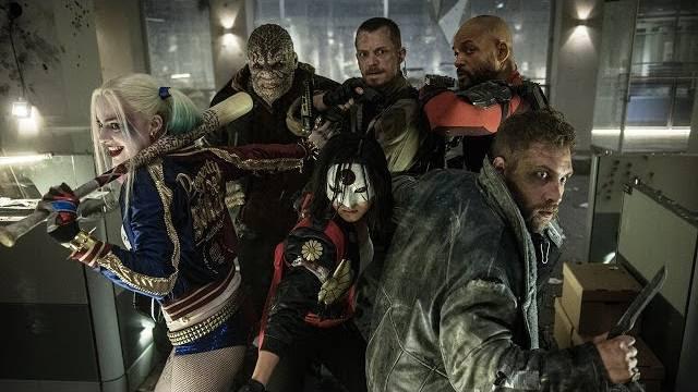 Suicide Squad trailer new