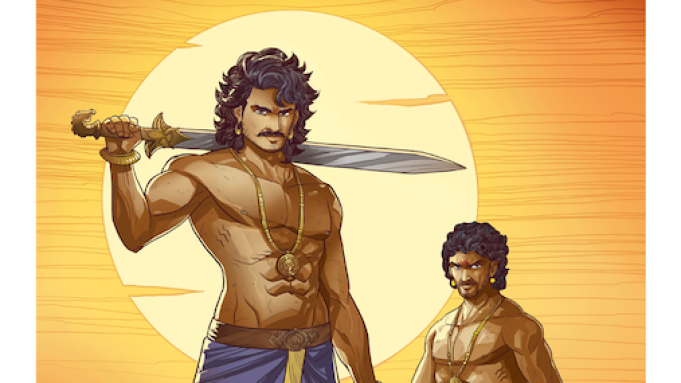 Graphic India To Expand Blockbuster Baahubali To Comics Animation Variety