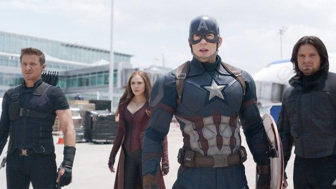 Captain American-Civil War