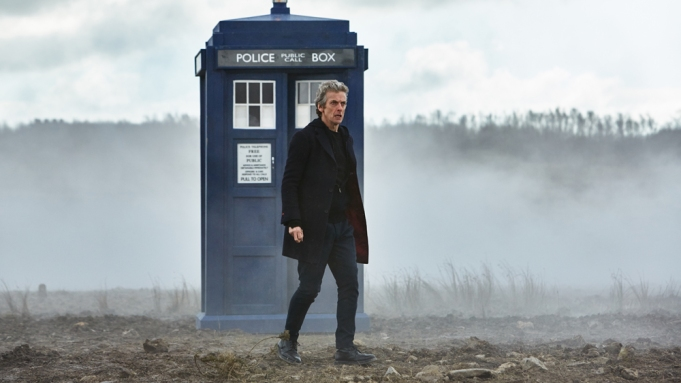 Watch the 'Doctor Who' Christmas Special