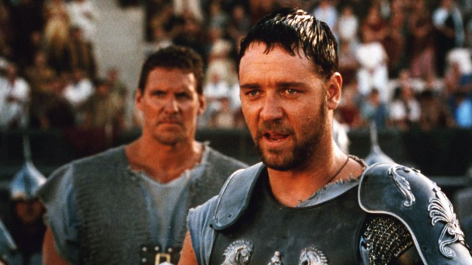 Gladiatorเป็นภาพยนตร์แนวมหากาพย์