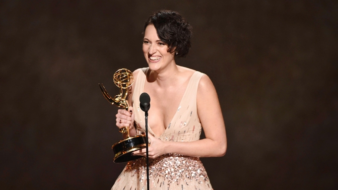 Phoebe Waller-Bridge Emmy Win