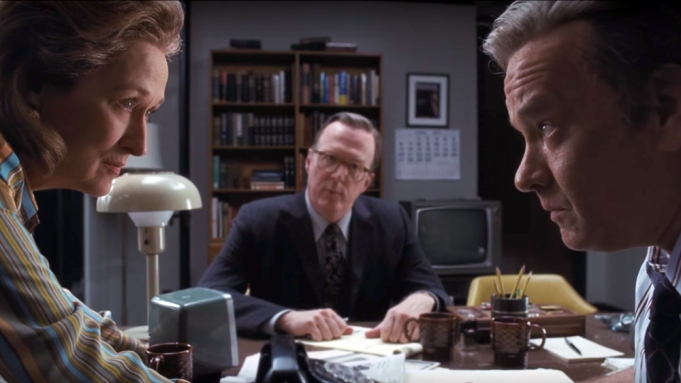 The Post Review Tom Hanks And Meryl Streep In Spielberg S Docudrama Variety