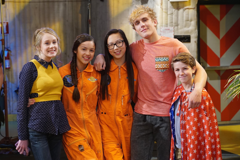 Jake Paul Vine Personality To Star In Disney Channel Series Bizaardvark Variety