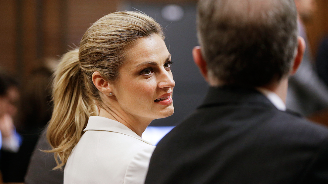 Erin Andrews Awarded $55 Million in Lawsuit