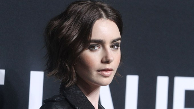 Lily Collins eating disorder