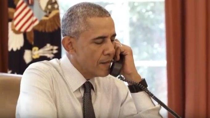 Obama Luis Silvia