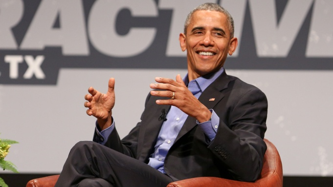 President Barack Obama Obama SXSW