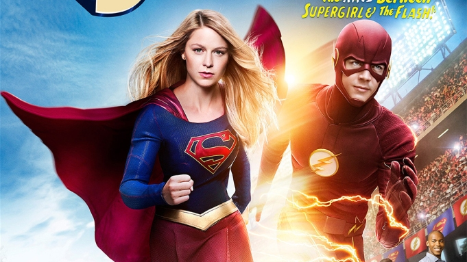 Supergirl The Flash Crossover CBS