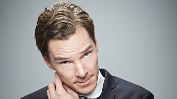 Benedict Cumberbatch - new Studiocanal partner