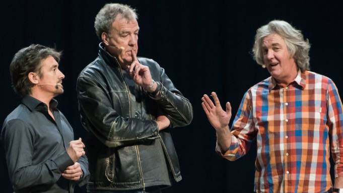 Former 'Top Gear' Hosts Name Amazon