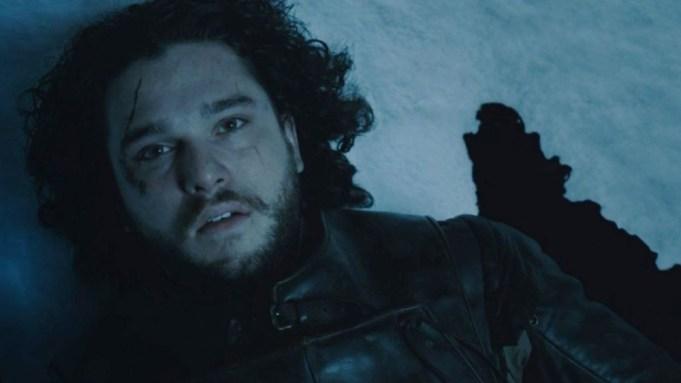 Game of Thrones Jon Snow dead