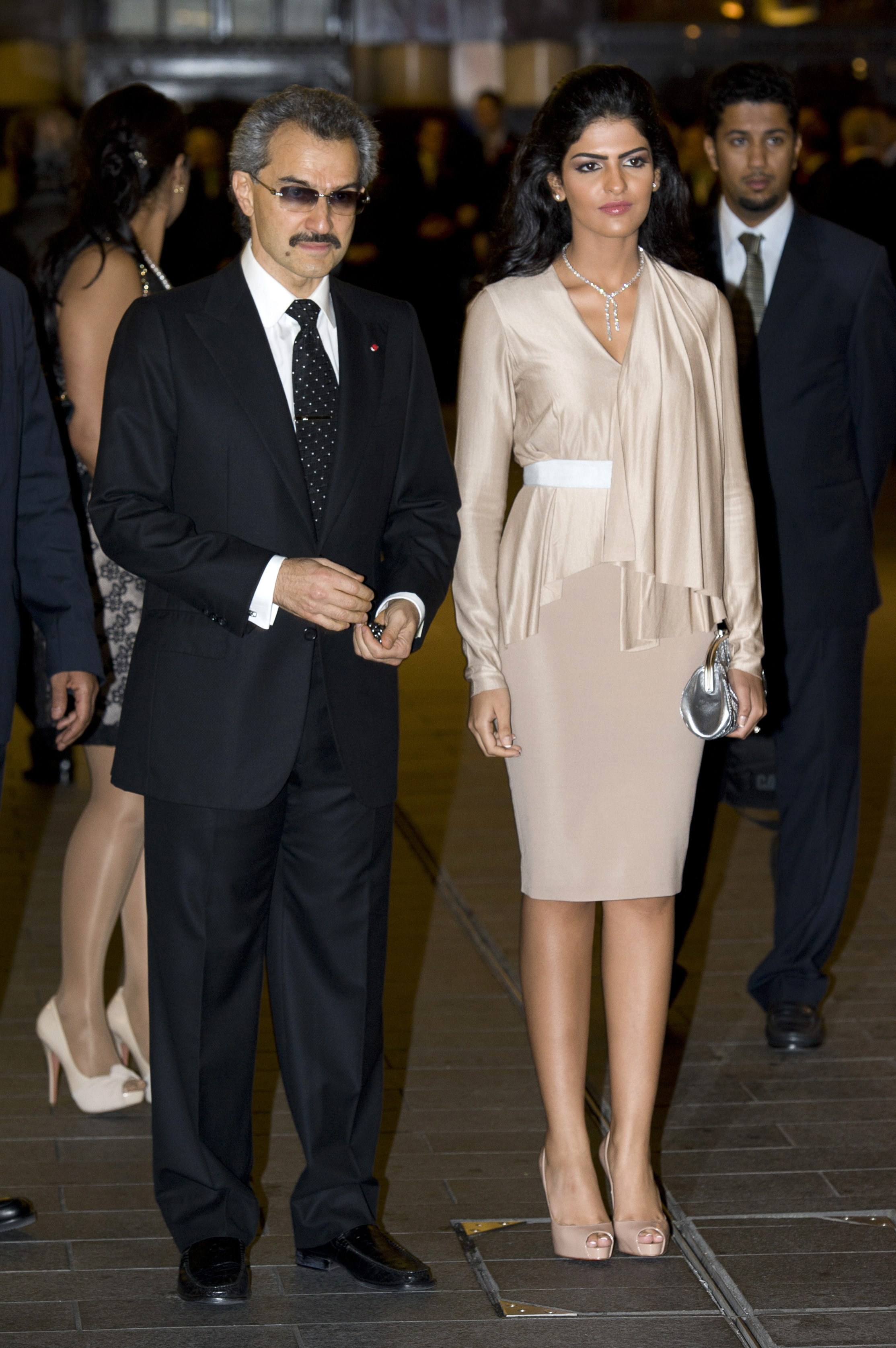 Saudi Prince Al-Waleed Bin Talal, a Shareholder in Fox, Announces Plans to Boost Arab Film Industry