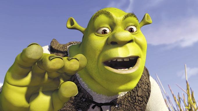 Shrek Dreamworks