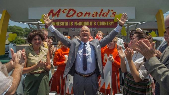 The Founder trailer Michael Keaton