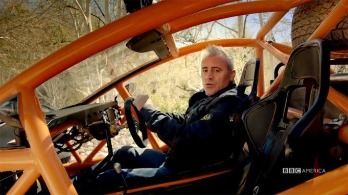 Top Gear Matt Leblanc