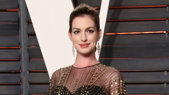Anne Hathaway drone movie Grounded