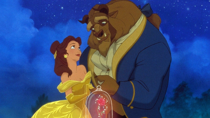 beauty and the beast trailer live