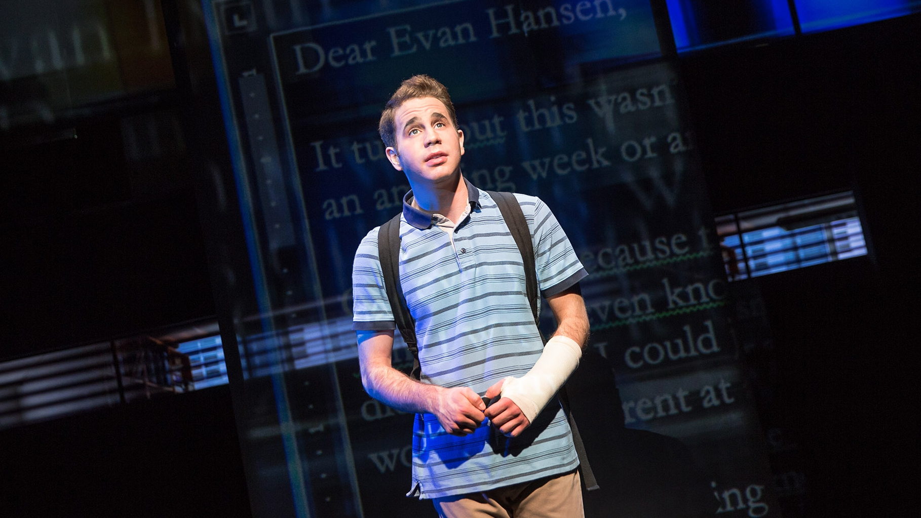 16 movies include Dear Evan Hansen, Evan classmate dies by suicide, and then he entangles in a series of lies.