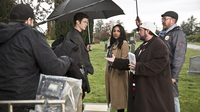 the flash kevin smith directing