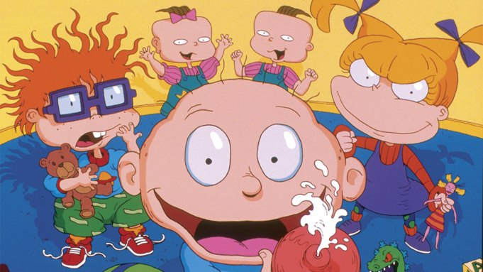 Rugrats. Nickeoldeon Animation Studios
