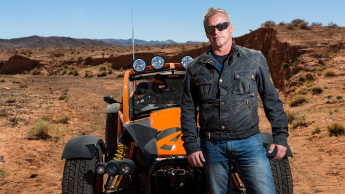 BBC's Rebooted 'Top Gear' Stays True