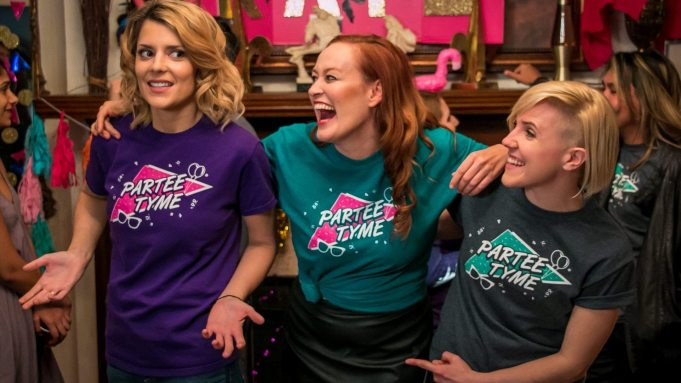Dirty 30 Mamrie Hart, Grace Helbig,