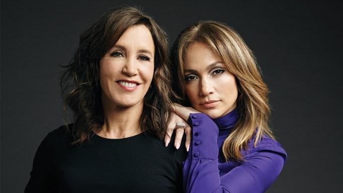 Felecity Huffman Jennifer Lopez Variety Contenders