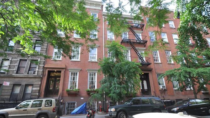 Sarah Jessica Parker New York Townhouse