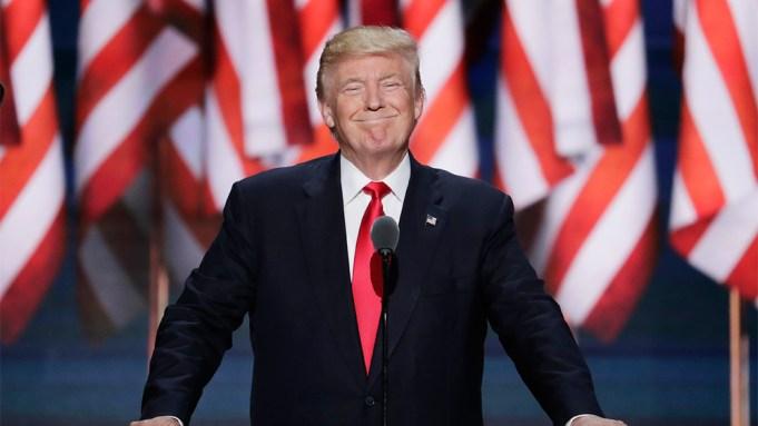 Donald Trump Speech GOP Republican Convention