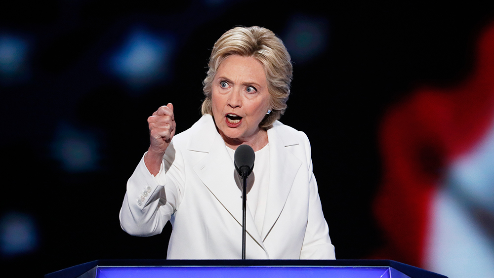 Hillary Clinton Half Of Trump Backers Are In Basket Of Deplorables Variety