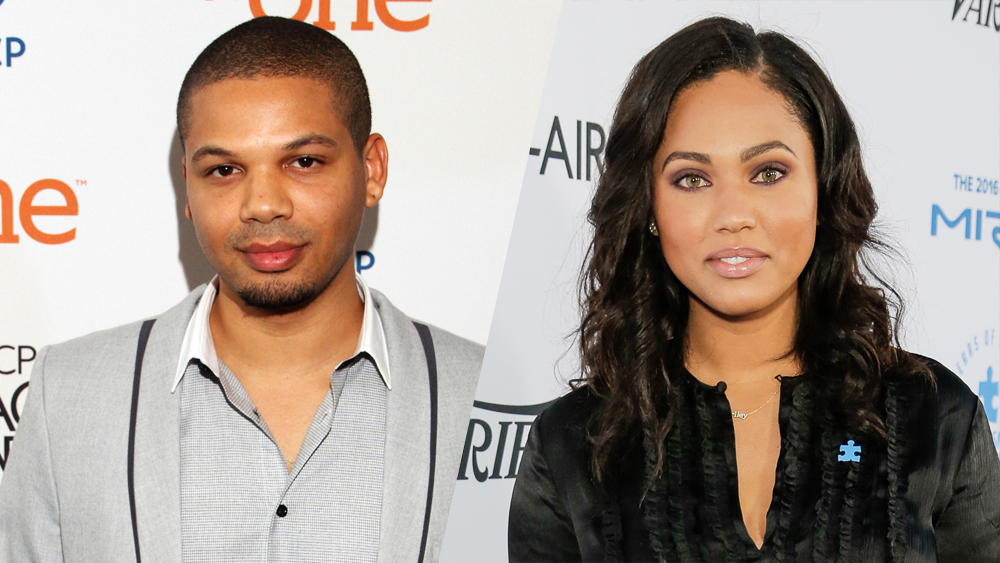 Food Network Orders New Series Featuring Smollett Siblings Ayesha Curry Variety Jazz smollett is married to her husband, troy warwell since 2012. food network orders new series