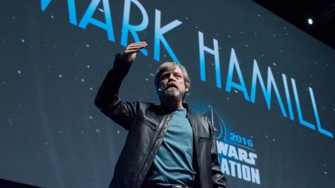 Star Wars: Mark Hamill on Life