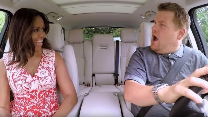 Michelle Obama Carpool Karoke