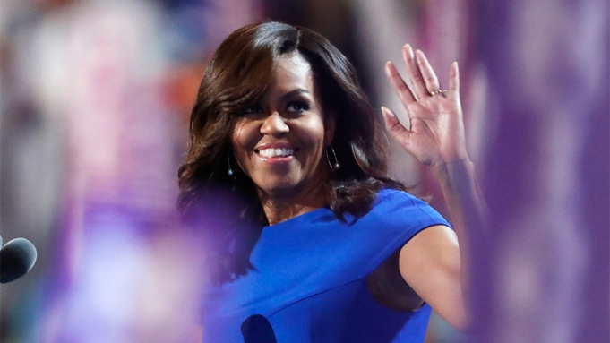 Michelle Obama Democratic National Convention