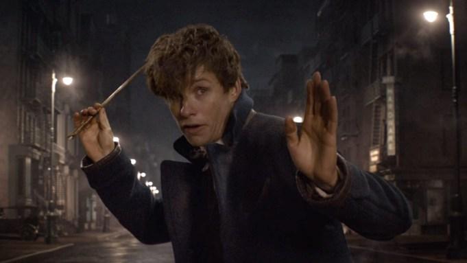 'Fantastic Beasts' New Trailer Debuts, Eddie