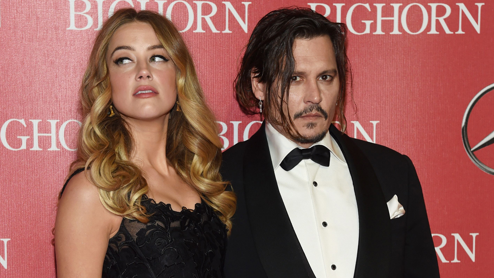 History amber heard dating Johnny Depp's