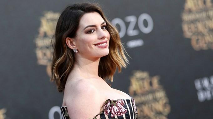 Anne Hathaway Live Fast Die Hot