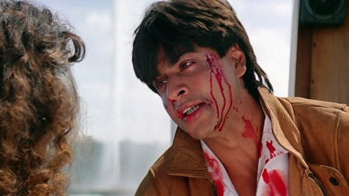 Shah Rukh Khan Film 'Darr' Revived