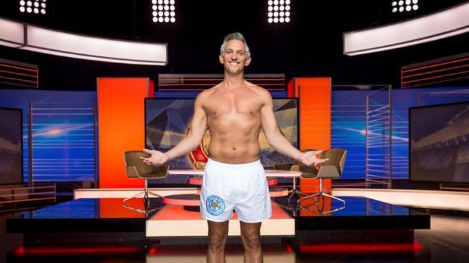 BBC Sportscaster Presents Show in Underwear