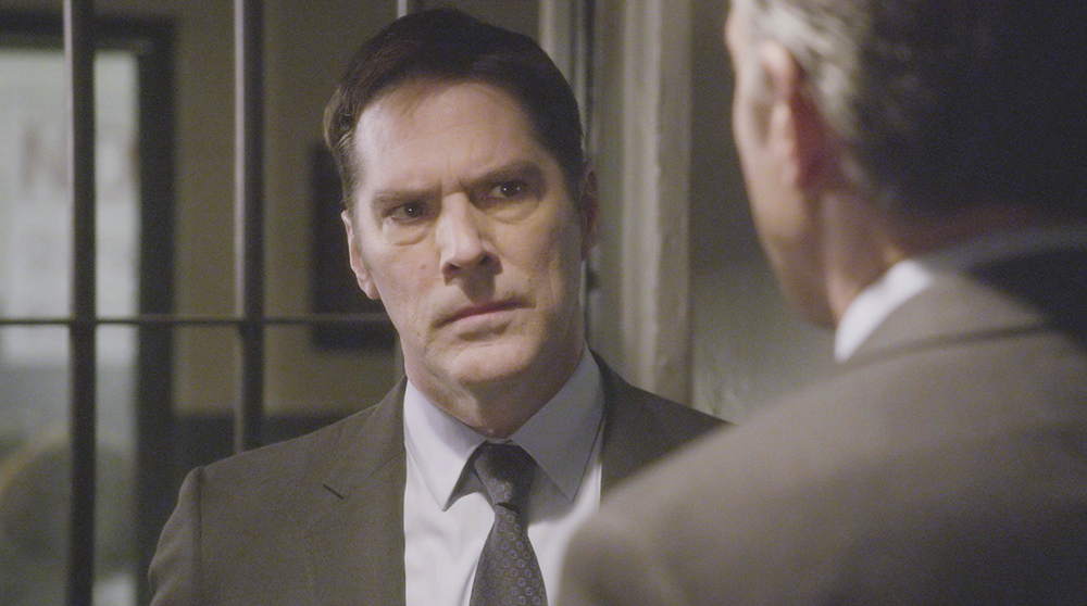 Criminal Minds Thomas Gibson Opens Up About Being Fired Variety