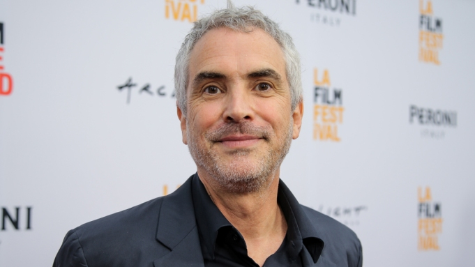 Alfonso Cuaron new movie