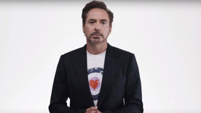 Joss Whedon anti-Trump PSA Robert Downey