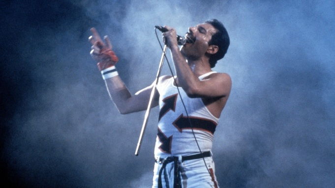 Freddie Mercury Queen 1982