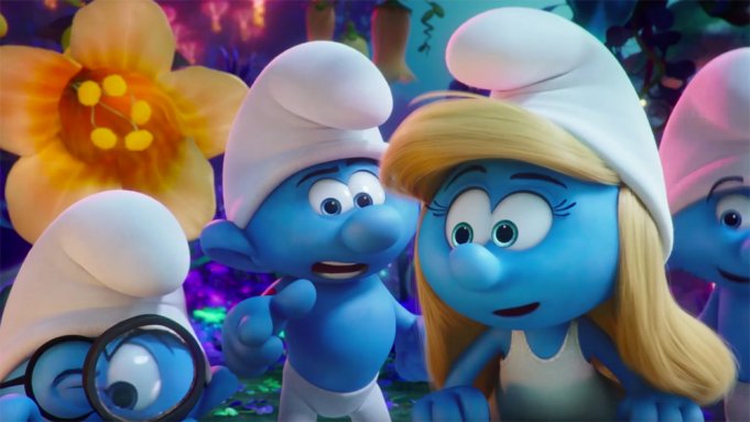 Smurfs The Lost Village Trailer