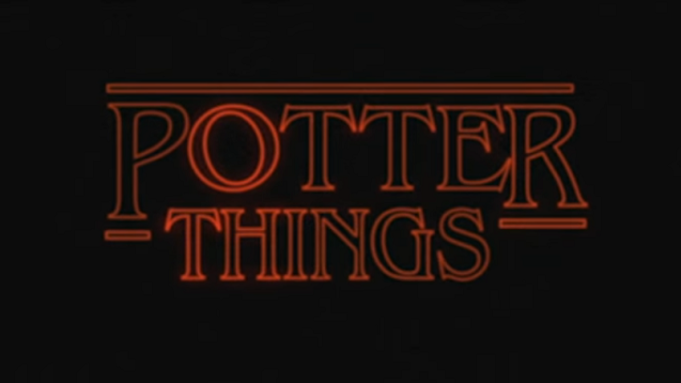 'Stranger Things' Goes to Hogwarts in