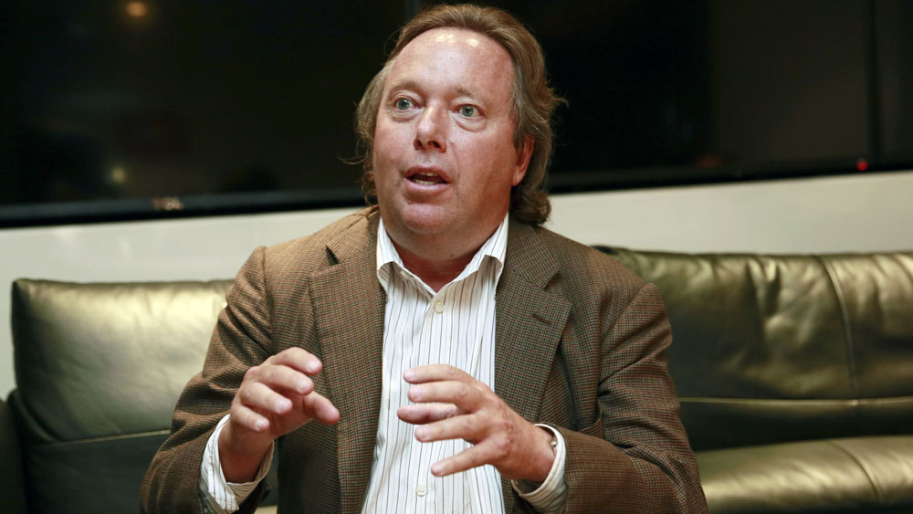 Imax Board Extends CEO Richard Gelfond's Contract to 2019