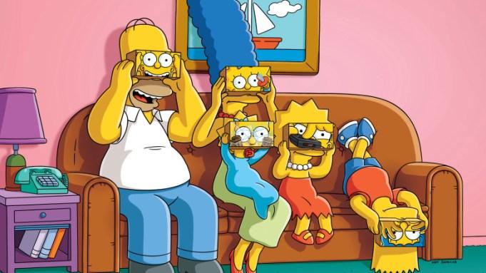 The Simpsons renewal