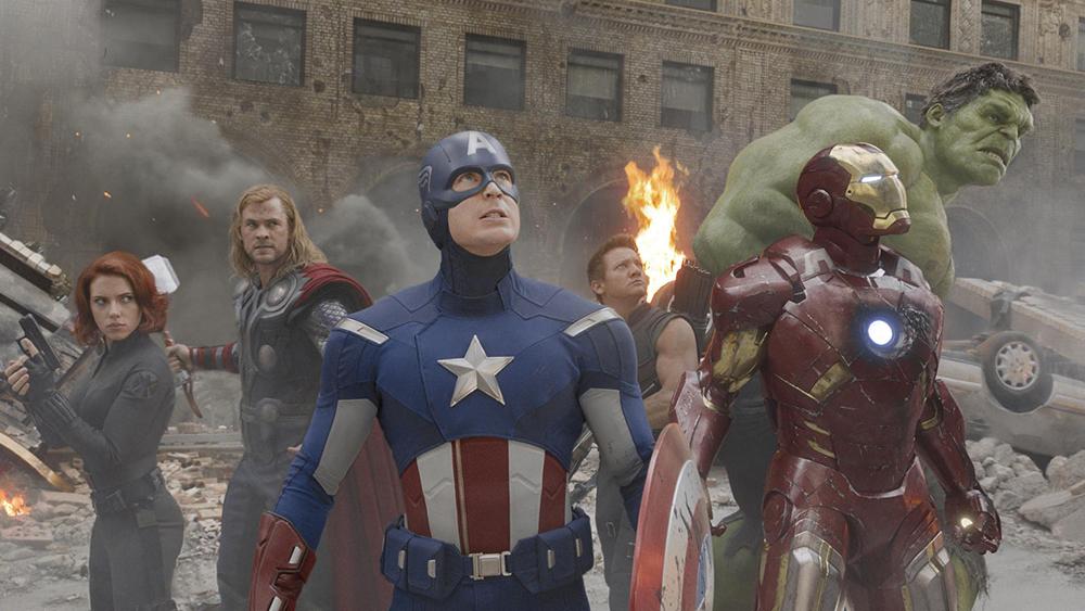 The Avengers | Highest Grossing Film 2012 | Popcorn Banter