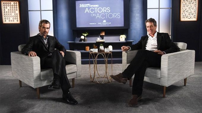 Hugh Grant Colin Farrell Variety Actors